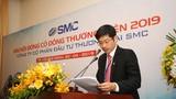 SMC tạm ứng cổ tức 5%, miễn nhiệm Thành viên HĐQT Võ Hoàng Vũ