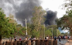 Biểu tình ở Myanmar: Thêm 82 người thiệt mạng?
