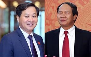 Điều đặc biệt hai tân Phó Thủ tướng Lê Văn Thành và Lê Minh Khái