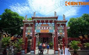 Khám phá hội quán Quảng Đông nổi tiếng của Hội An