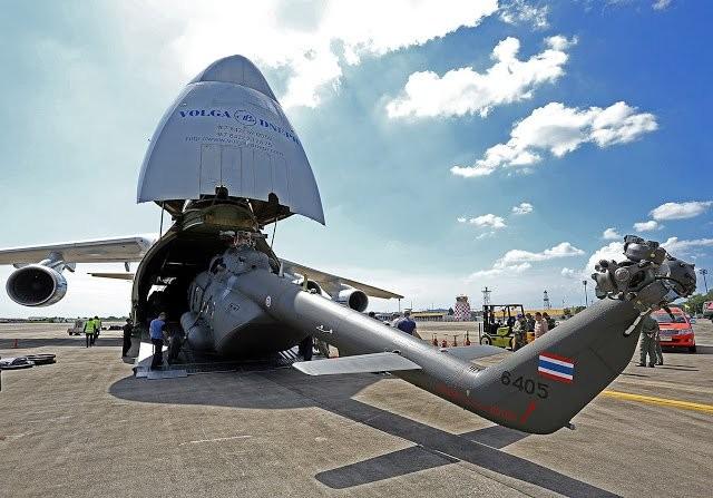 Sức mạnh của trực thăng Nga mà Thái Lan mới tậu về