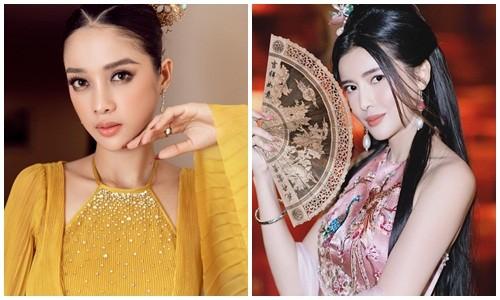 """Đọ tài sắc hai nữ chính phim """"Kiều"""": Trình Mỹ Duyên - Cao Thái Hà"""
