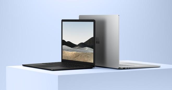 Lộ diện laptop mới của Microsoft, đối thủ nặng ký của MacBook Air