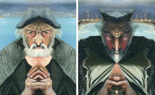 Bí ẩn rùng mình trong các tác phẩm nghệ thuật kinh điển
