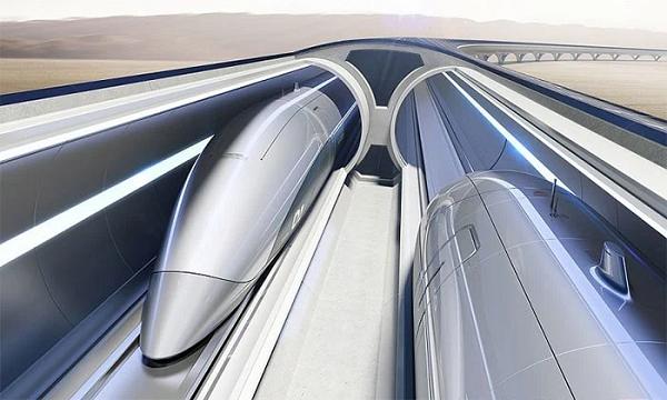 Cận cảnh tàu siêu tốc làm bằng vật liệu của người ngoài hành tinh