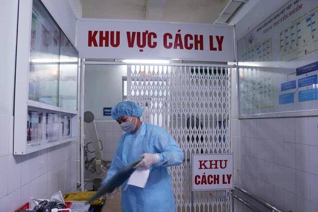 72 gio Viet Nam chua ghi nhan them ca nhiem COVID-19 moi, 201 nguoi khoi benh