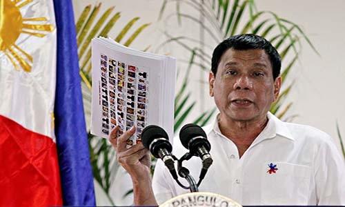 Philippines chong ma tuy: Ban chet mot thi truong