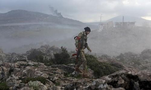 Ankara dua chi huy phien quan roi khoi Idlib ve Tho Nhi Ky?