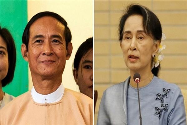 Quan doi Myanmar dieu tra tham nhung loat than can cua ba San Suu Kyi