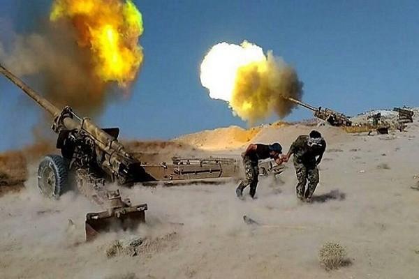 Bi an luc luong tan sat binh si Quan doi Syria tai Daraa