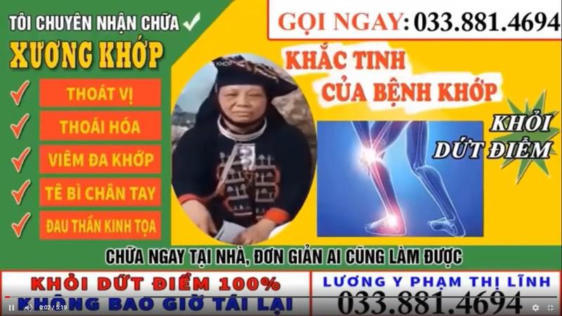 "Lach luat, ""ba con ai bi xuong khop"" lai ""khung bo"" nguoi xem YouTube-Hinh-2"