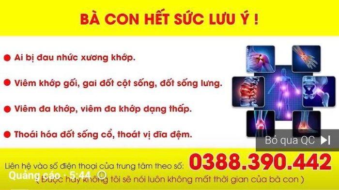 "Lach luat, ""ba con ai bi xuong khop"" lai ""khung bo"" nguoi xem YouTube-Hinh-4"