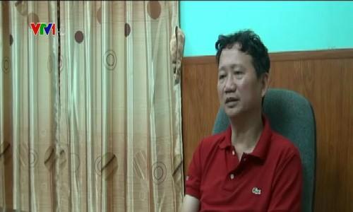 "Trinh Xuan Thanh ghi ""don tu thu"" la tinh tiet co loi khi ra toa?"