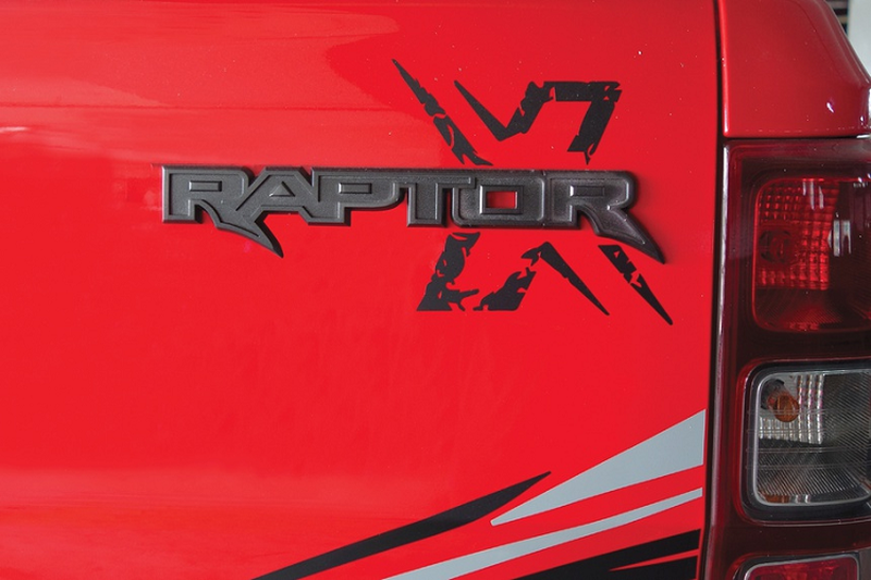Ford Ranger Raptor X Special Edition tu 1,232 ty dong tai Malaysia-Hinh-5