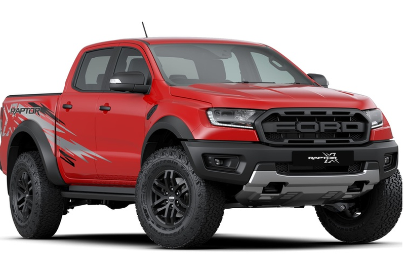 Ford Ranger Raptor X Special Edition tu 1,232 ty dong tai Malaysia