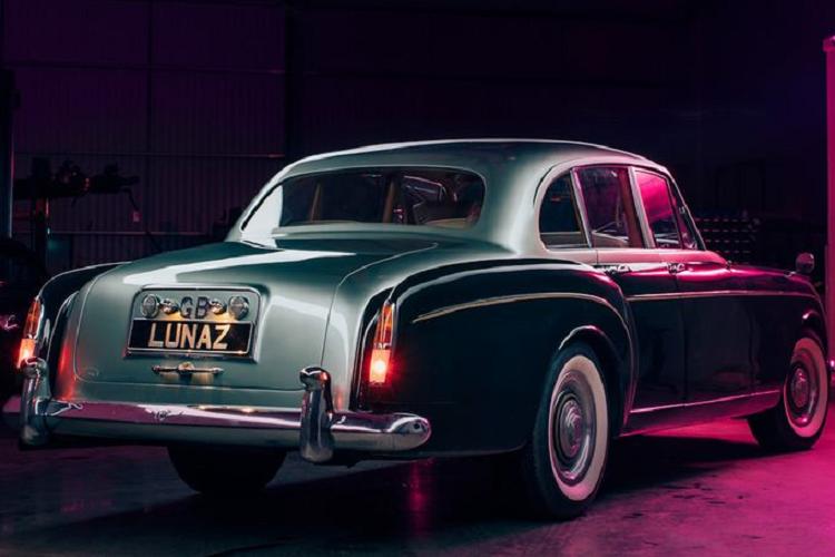 Bentley S3 Continental 60 tuoi do xe sang dien, hon 11 ty dong-Hinh-4
