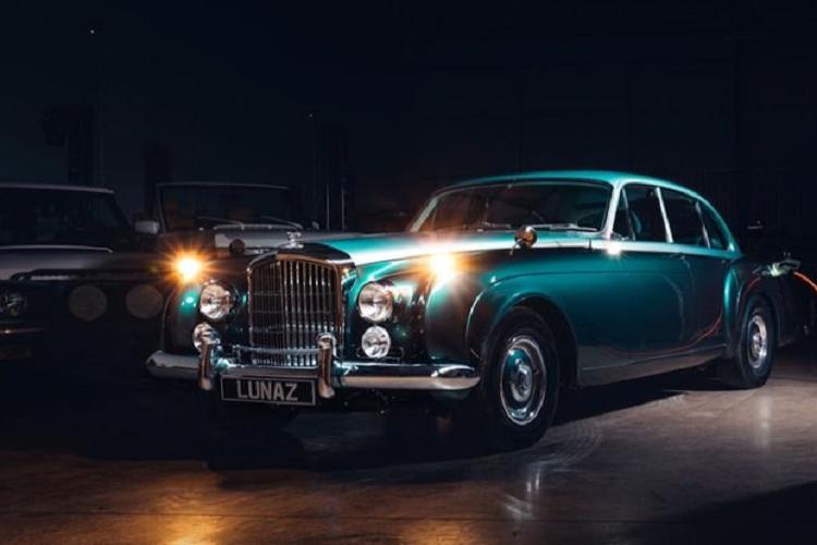 Bentley S3 Continental 60 tuoi do xe sang dien, hon 11 ty dong-Hinh-5