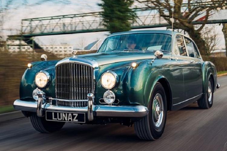 Bentley S3 Continental 60 tuoi do xe sang dien, hon 11 ty dong
