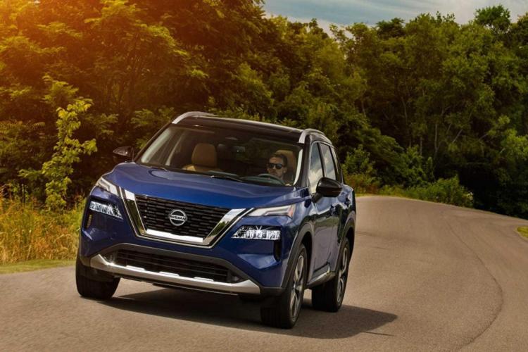 Nissan X-Trail 2021