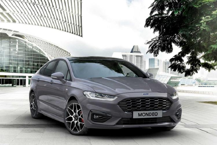Sau Fusion, Ford Mondeo se bi
