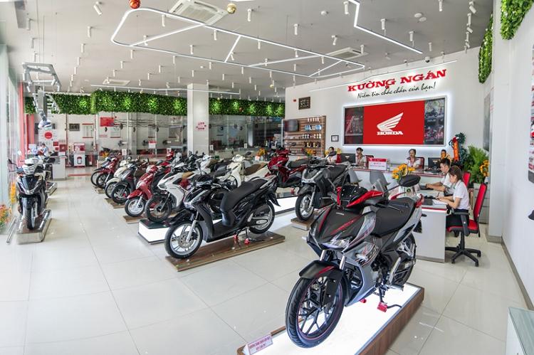 Honda Viet Nam xuat khau gan 1 trieu xe may sau 25 nam