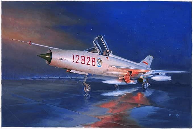 Du Viet Nam da loai bien, MiG-21 van la quoc bao cua Trung Quoc-Hinh-11