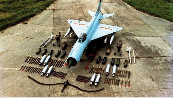 Du Viet Nam da loai bien, MiG-21 van la quoc bao cua Trung Quoc-Hinh-5