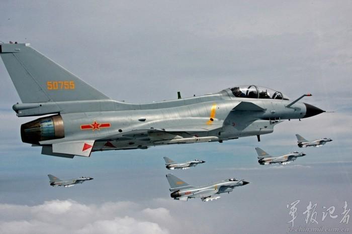 Du Viet Nam da loai bien, MiG-21 van la quoc bao cua Trung Quoc-Hinh-7