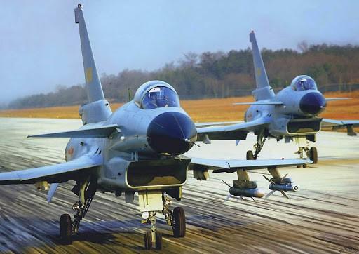 Du Viet Nam da loai bien, MiG-21 van la quoc bao cua Trung Quoc-Hinh-9