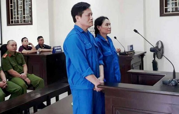 Vo chong to cao Duong Nhue duoc tai ngoai: Trach nhiem TAND tinh Thai Binh the nao?