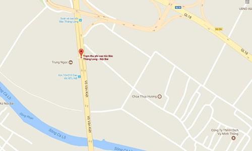 Tram thu phi Bac Thang Long - Noi Bai muon tang phi gap 3 lan-Hinh-2