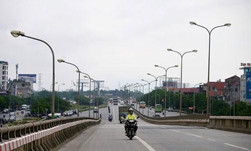 Tram thu phi Bac Thang Long - Noi Bai muon tang phi gap 3 lan