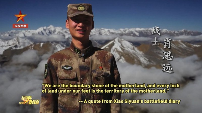Video: Dung do chet nguoi tren bien gioi Trung Quoc - An Do-Hinh-3