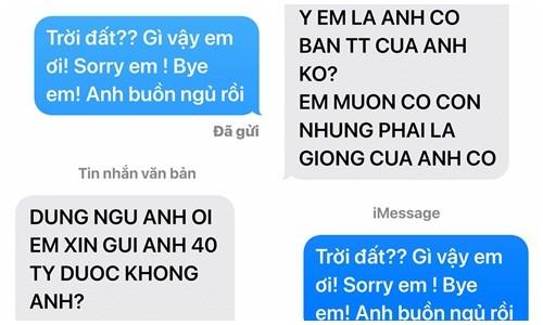 """Dam Vinh Hung buc xuc khi bi fan cuong """"xin giong"""" gia 40 ty-Hinh-2"""