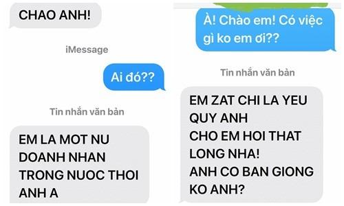 """Dam Vinh Hung buc xuc khi bi fan cuong """"xin giong"""" gia 40 ty"""