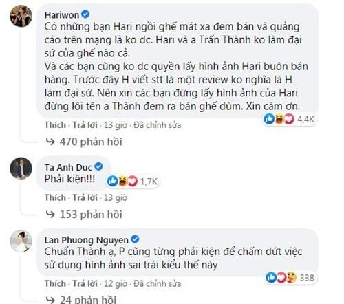 Tran Thanh buc xuc lam don khoi kien khi bi loi dung hinh anh-Hinh-2