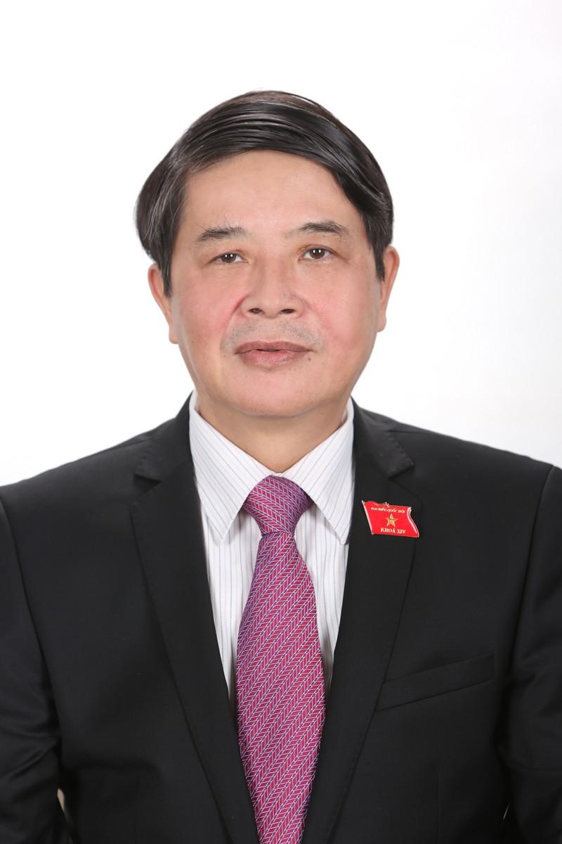 Tieu su Pho Chu tich Quoc hoi Nguyen Duc Hai