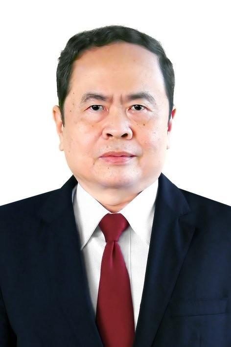 Tieu su Pho Chu tich Quoc hoi Tran Thanh Man