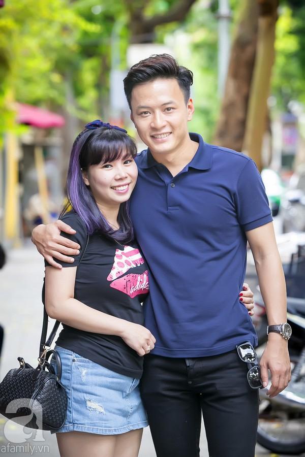 """Hong Dang - Viet Anh: Doi tu trai nguoc cua cap chien huu trong """"Huong duong nguoc nang""""-Hinh-3"""