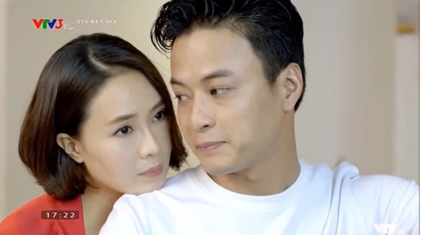 """Hong Dang - Viet Anh: Doi tu trai nguoc cua cap chien huu trong """"Huong duong nguoc nang"""""""