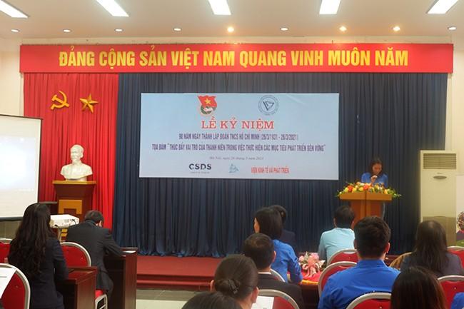 Doan Thanh nien VUSTA ky niem 90 nam thanh lap Doan TNCSHCM-Hinh-2