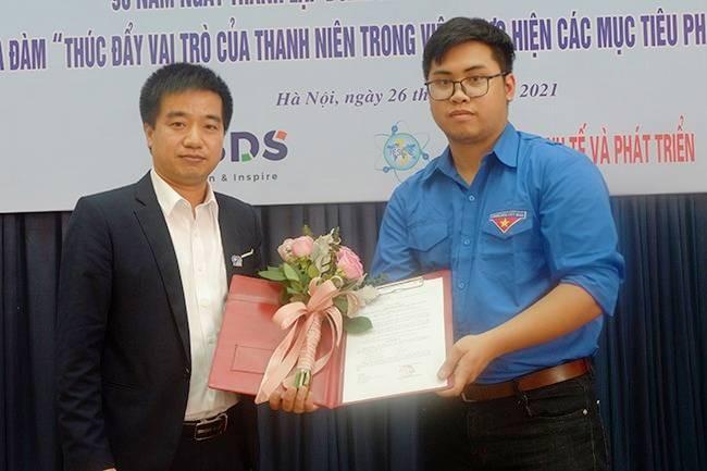 Doan Thanh nien VUSTA ky niem 90 nam thanh lap Doan TNCSHCM-Hinh-3