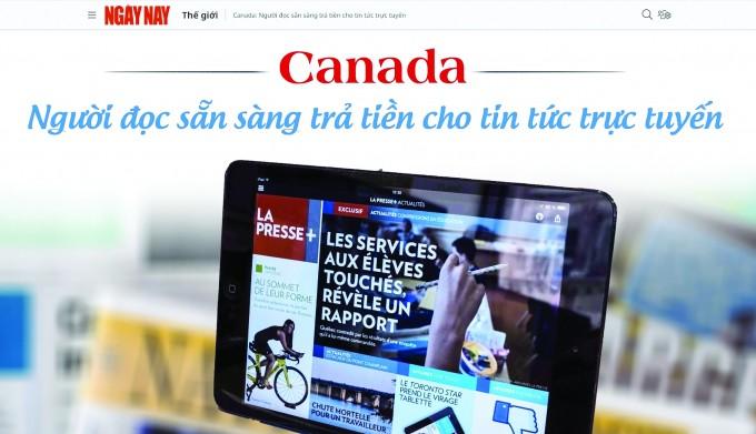 Pho TBT Ngay Nay Pham Huu Quang: Su tin tuong cua ban doc la ap luc lon nhat