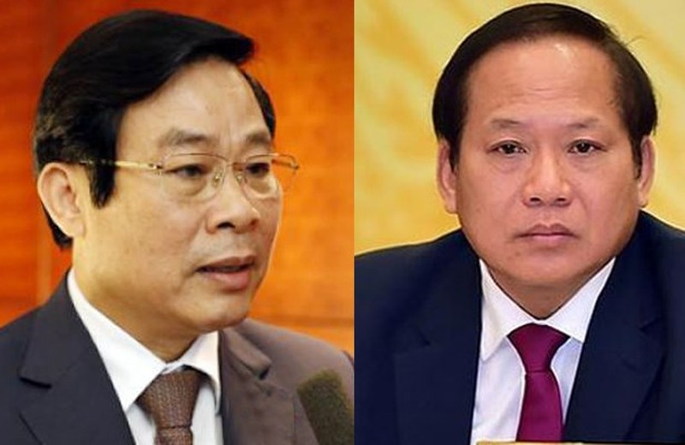 Khoi to, bat tam giam ong Nguyen Bac Son va Truong Minh Tuan