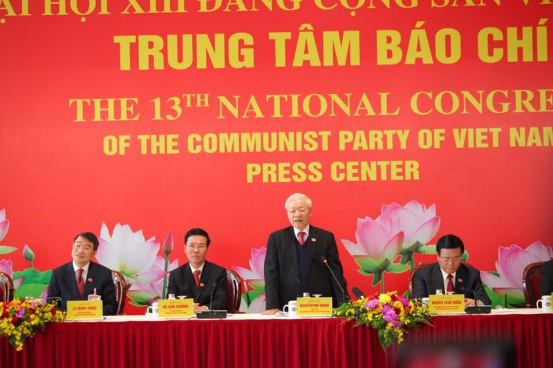 Tong Bi thu: Chong tham nhung khong dung, khong nghi, khong co vung cam