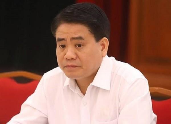 Ong Nguyen Duc Chung bi khoi to vu che pham Redoxy 3C