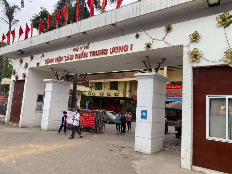 """Phong """"bay lac"""" trong BV Tam than Trung uong I: Benh nhan buon ma tuy... co thoat toi?-Hinh-4"""