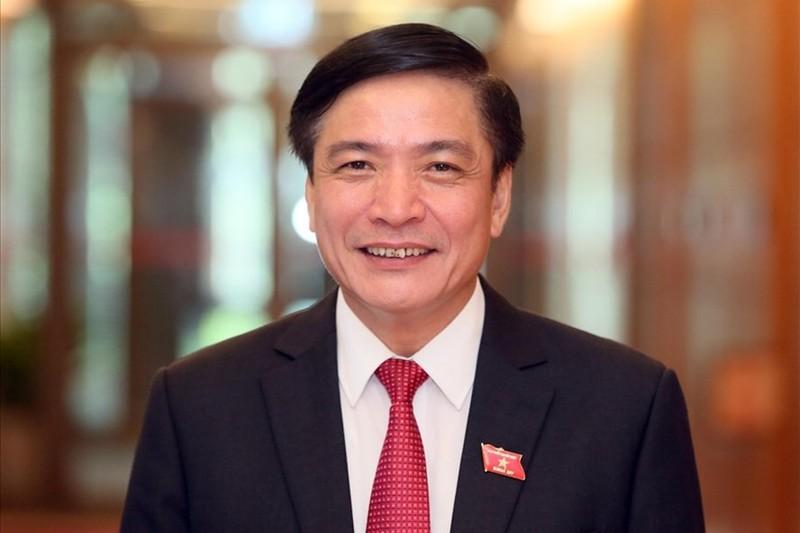 Ong Bui Van Cuong duoc bau lam Tong Thu ky Quoc hoi-Hinh-2