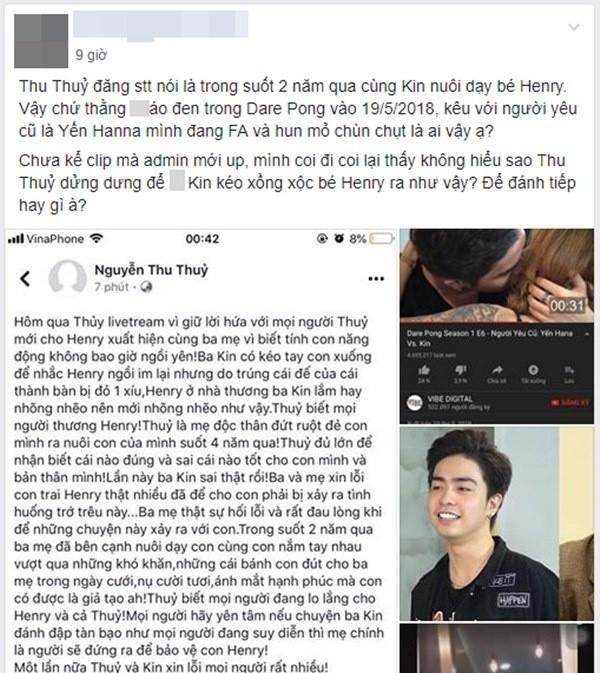 """Chong Thu Thuy """"dung mieng coi do"""" gai xinh gay soc nang-Hinh-2"""