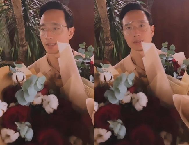 Kim Ly tang qua 8/3 cho Ho Ngoc Ha, con bonus noi tieng Viet-Hinh-3